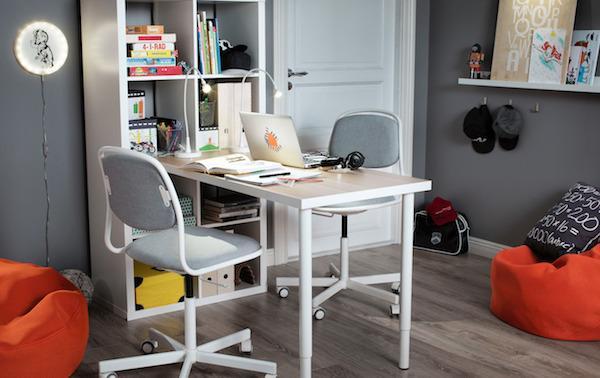 Soluzione salvaspazio ideale per arredare un monolocale o una casa vacanze. Allestire Un Angolo Per Lo Smart Working
