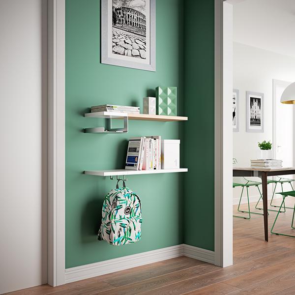 Le mensole possono essere piccole o anche molto grandi e si possono posizionare sul muro, ad una certa altezza, ma possono anche essere. Come Fissare Le Mensole