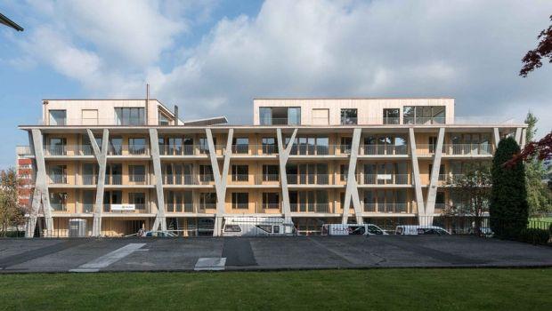 Ecocondominio in Svizzera