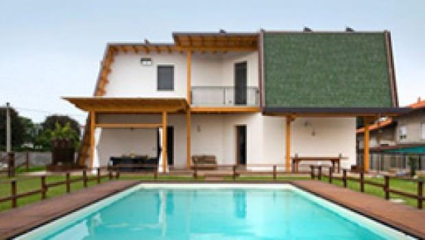 Casa passiva in Lombardia