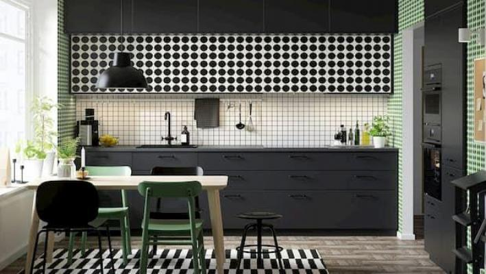 Pensi che una cucina piccola o magari proprio mini, non possa essere anche glamour, forse è il caso. Cucine Economiche Idee E Consigli