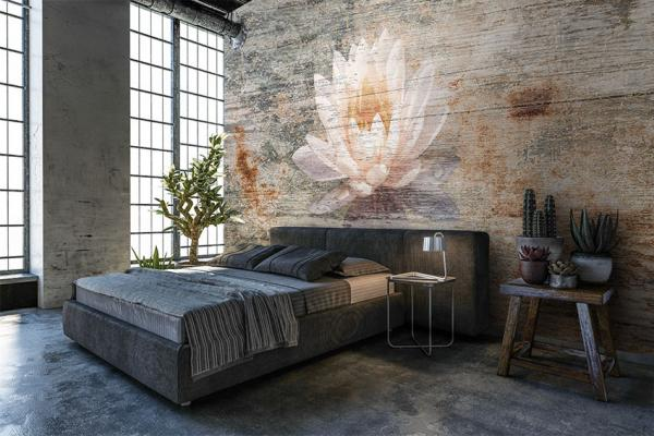 Quindi, per decorare il muro della camera da letto, devi scegliere un'opzione media adatta a tutti. Pareti Camera Da Letto