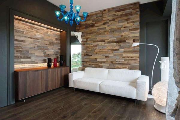 L'importante è che attraverso una semplice parete rivestita, magari sulla parete dietro al divano, ci si senta bene, essendo tali rivestimenti capaci di dare un. Rivestire Con Il Legno
