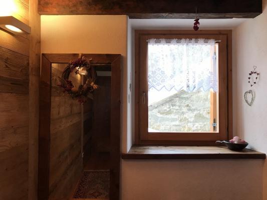 Mi piace la montagna, soprattutto a natale quando con la neve ha un fascino e un'atmosfera particolari. Arredamento Casa In Montagna Stile Rustic Chic