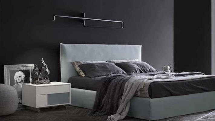 Colori camera da letto, ecco moltissime soluzioni per arredare la zona notte con le sfumature del colore chiaro e scuro! Palette Colori Di Una Camera Da Letto Nera