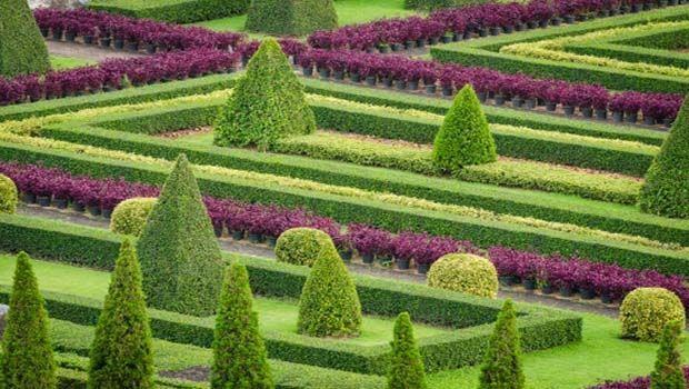 Il giardino allitaliana