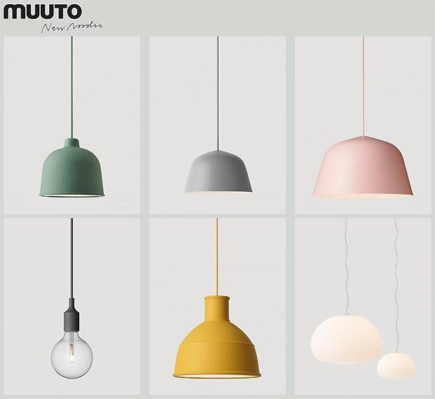 Lampade dal design scandinavo