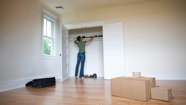 Ricavare un armadio a muro in nicchia