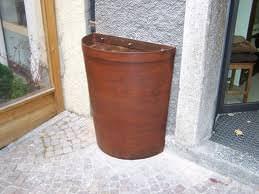 vaso in corten, mystand
