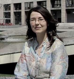 Isabel Rei Sanmartim (http://media.lavozdegalicia.es)
