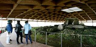 Veinte mil personas han visitado las instalaciones de Dombate