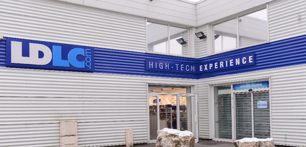 Boutique Ldlc Grenoble Magasin Informatique Réparation Et