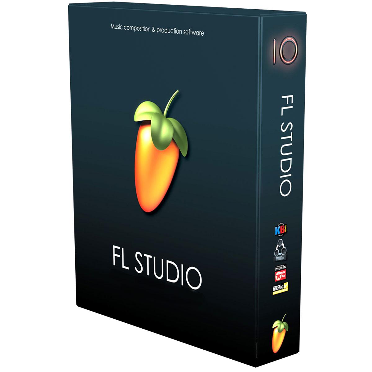 FL Studio 10 Logiciel Image Amp Son Image Line Sur