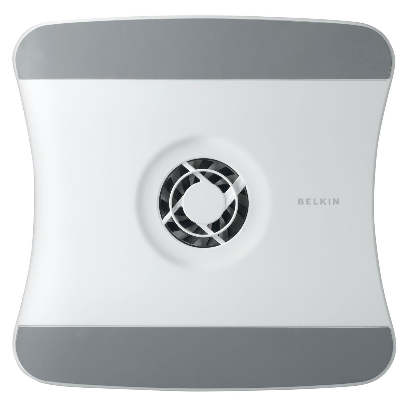 Belkin Laptop Cooling Hub Coloris Blanc Ventilateur PC