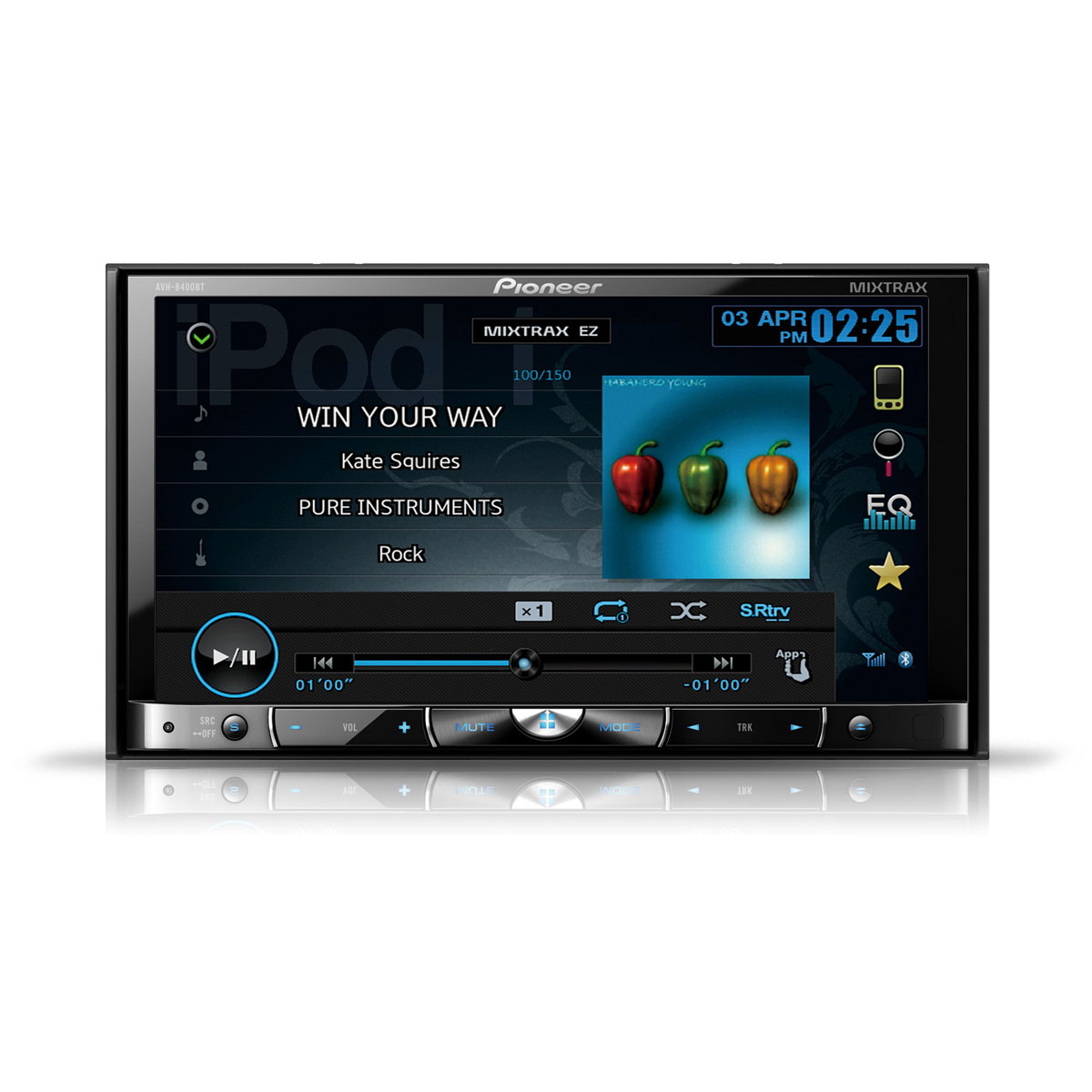 pioneer avh 8400bt delco remy alternator diagram avh-8400bt - autoradio sur ldlc.com