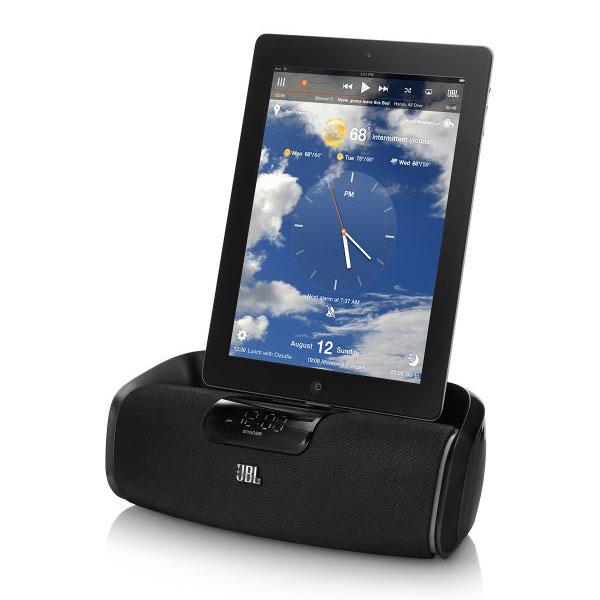JBL On Beat Awake Noir Dock Amp Enceinte Bluetooth JBL Sur