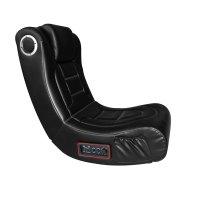 Gaming Chair Noir (PC/PS3/Xbox 360/WII) - Accessoires PS3 ...