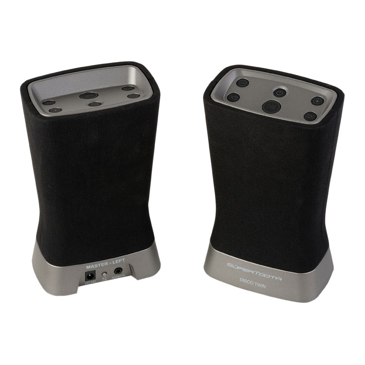 SuperTooth Disco Twin  Dock  Enceinte Bluetooth