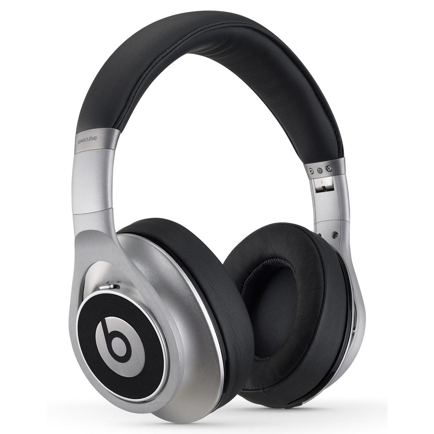 Beats Executive Gris Casque Beats By Dr Dre Sur