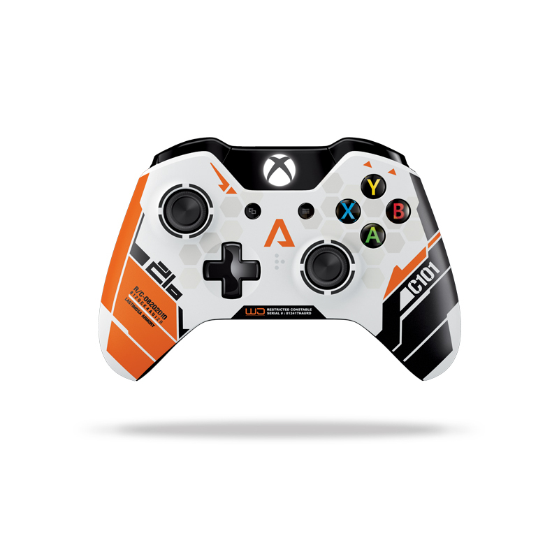 Microsoft Xbox One Wireless Controller Edition Titanfall