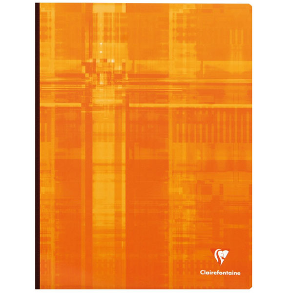 Clairefontaine Cahier Metric Brochure 192 Pages 24 X 32 Cm