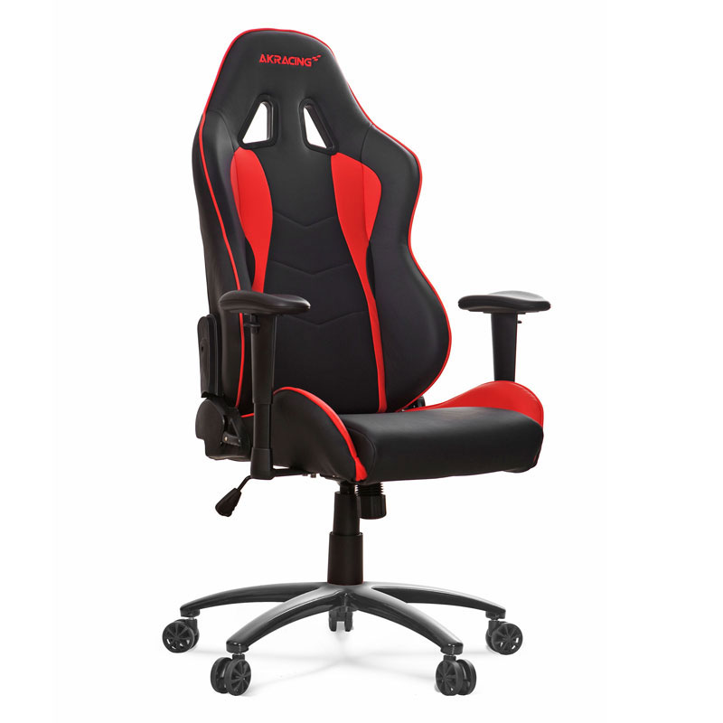 AKRacing Nitro Gaming Chair rouge  Sige PC AKRacing
