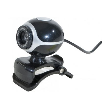 Webcam USB Avec Micro Webcam Gnrique Sur