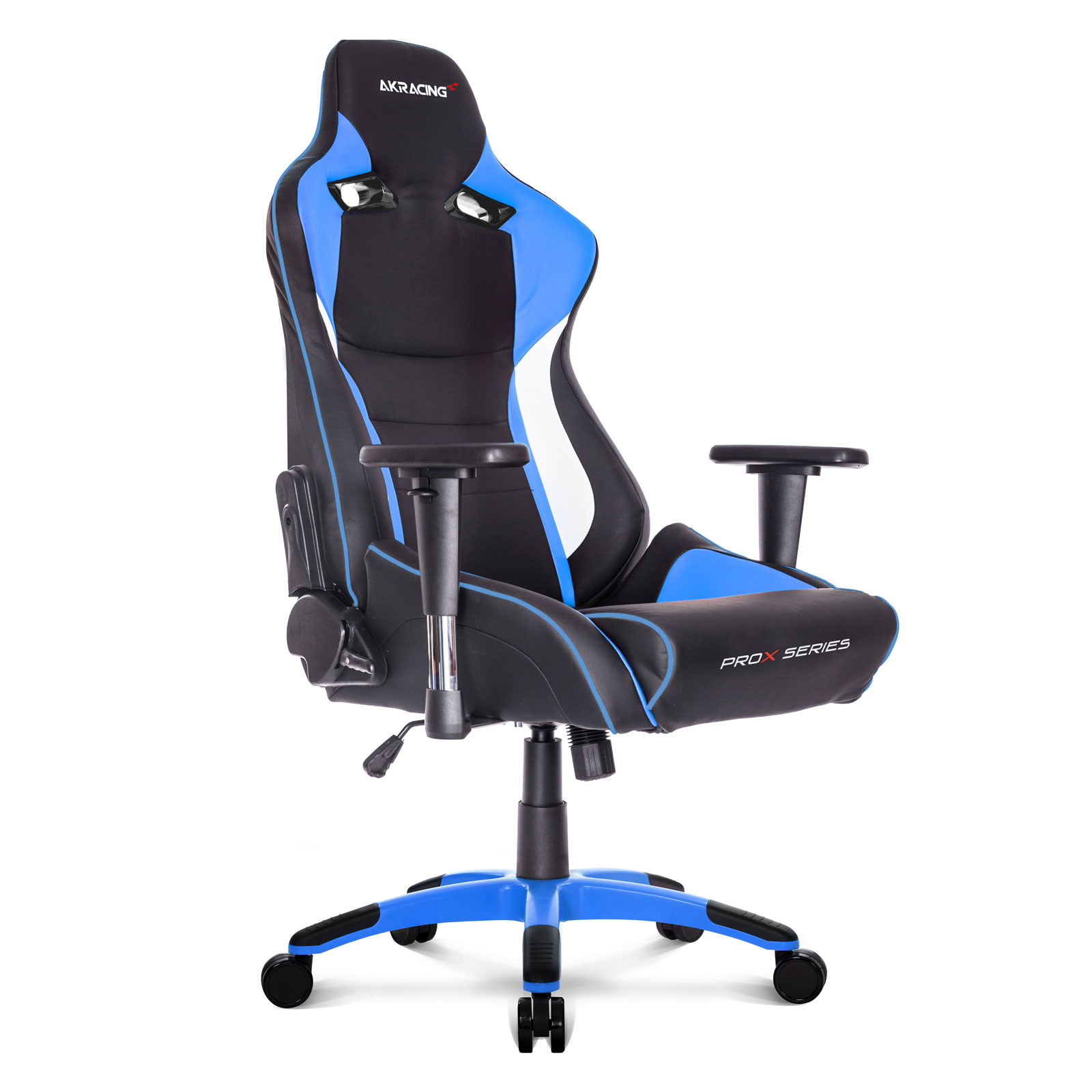 AKRacing ProX Gaming Chair bleu  Fauteuil gamer