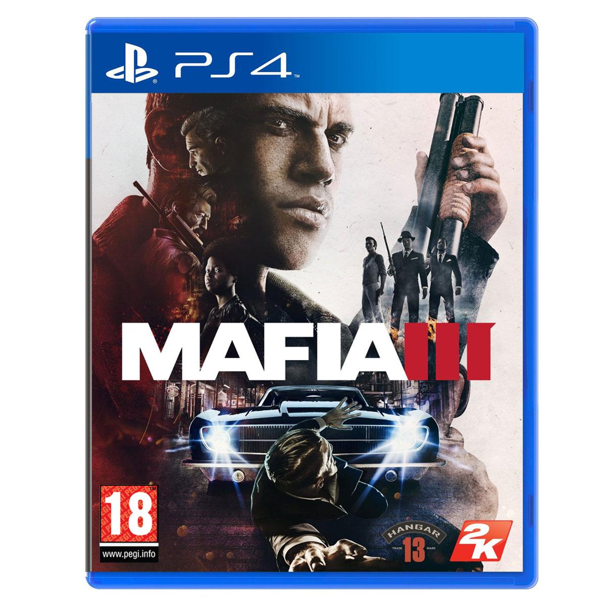 Mafia III PS4 Jeux PS4 Take Two Sur
