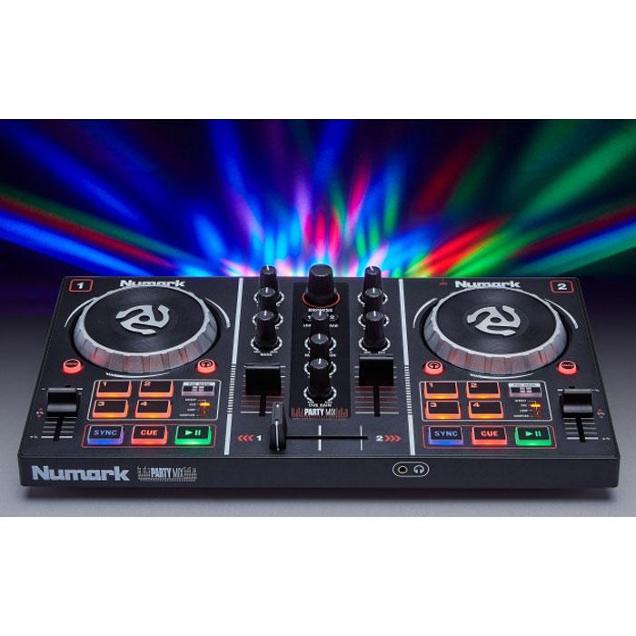 Numark Party Mix Table De Mixage NUMARK Sur