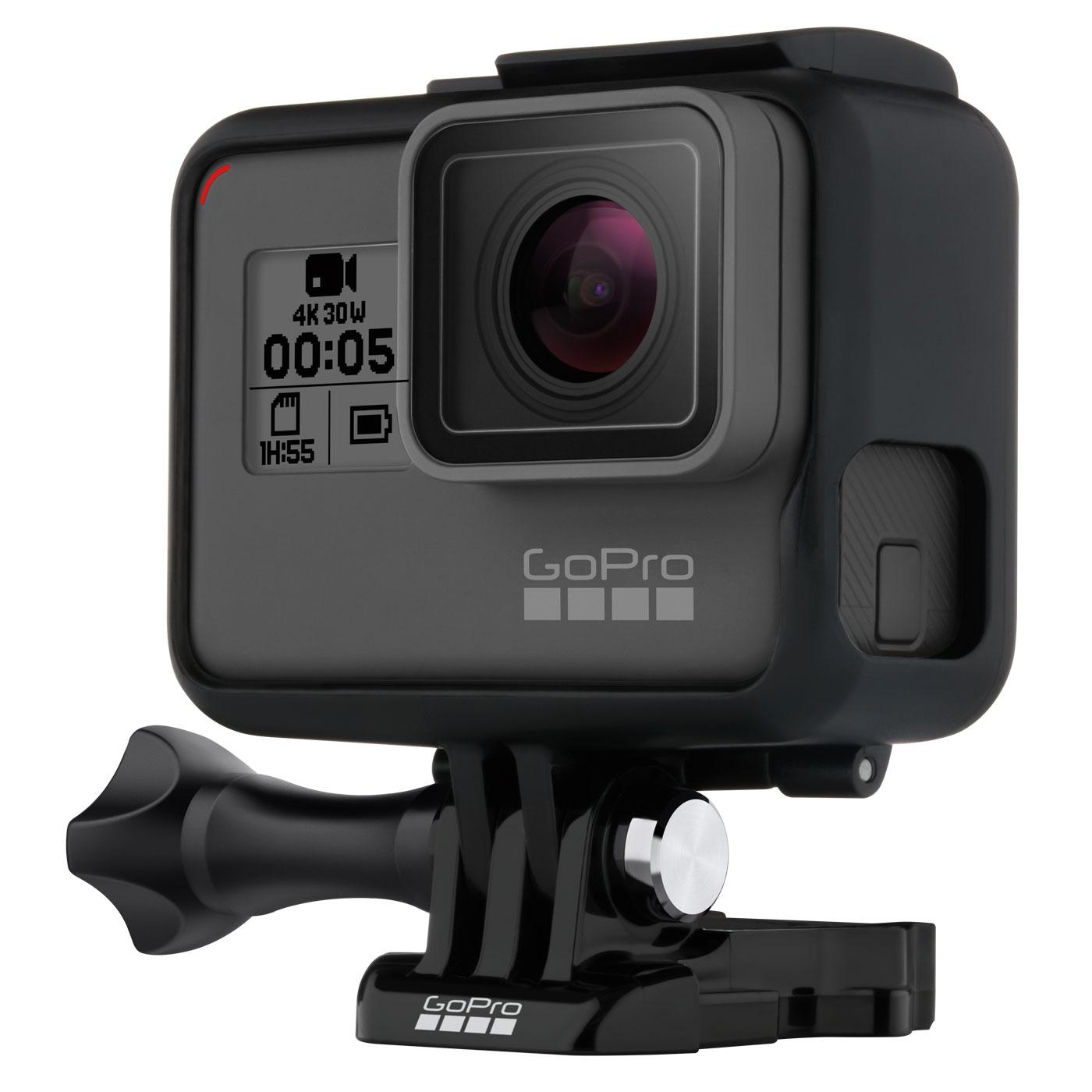 Gopro Hero5 Black  Caméra Sportive Gopro Sur Ldlccom