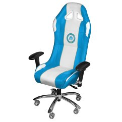 Soccer Team Chairs Yellow Wingback Chair Subsonic Football Gaming Om Sa5328 2 Achat