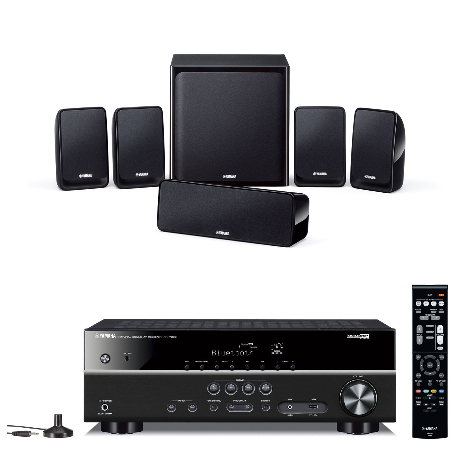 Yamaha Receiver Support