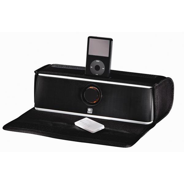 Logitech AudioStation Express  Dock  Enceinte Bluetooth