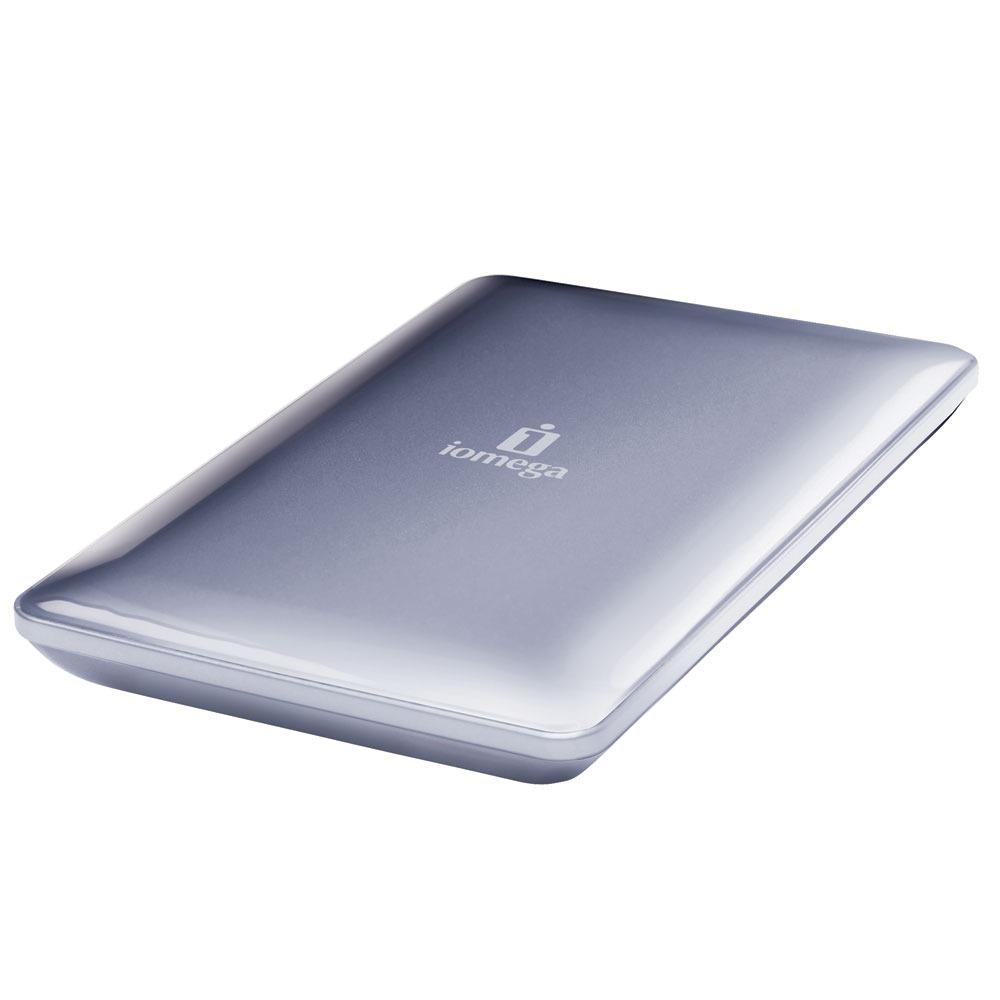 Iomega eGO Portable Hard Drive Mac Edition 500 Go Argent USB 20FireWire400800  Disque dur