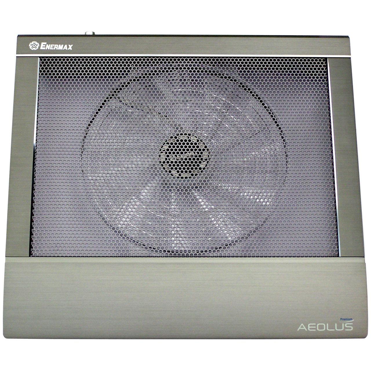 Enermax Aeolus Premium CP003 G Gris Ventilateur PC