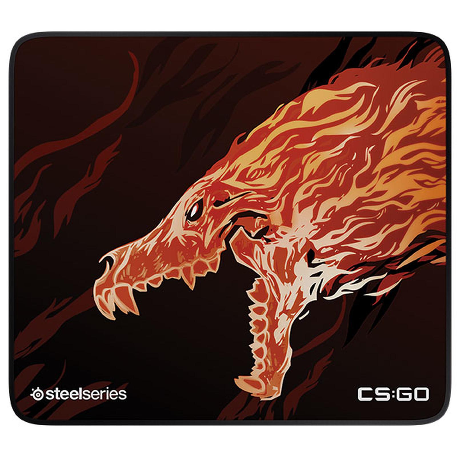 steelseries qck cs go howl edition