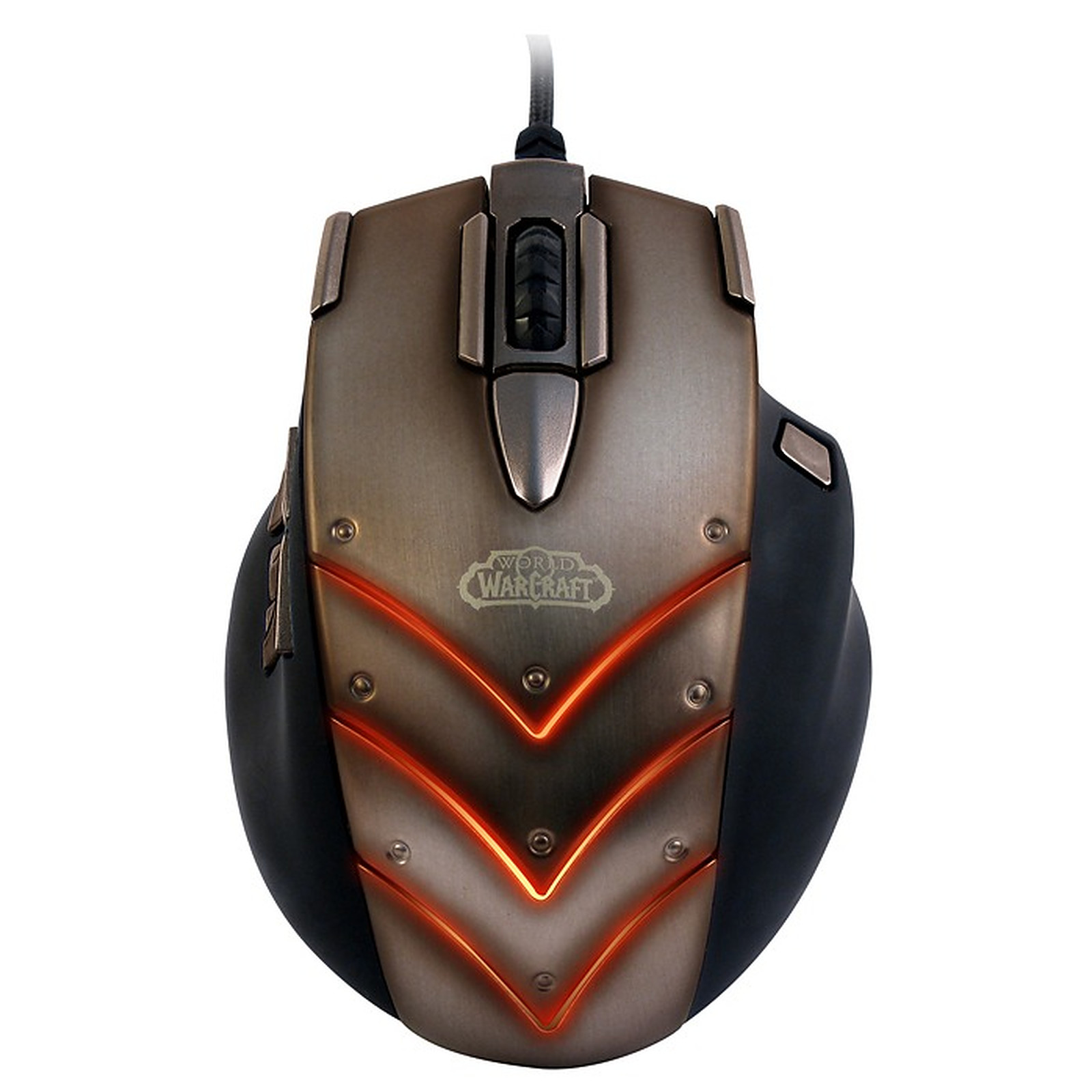 cataclysm mmo gaming mouse