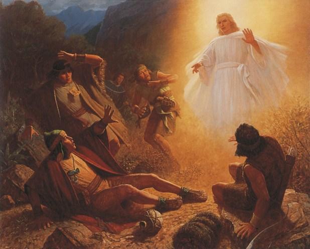 """Las Bellas Artes del Evangelio: """"La conversión de Alma hijo"""""""
