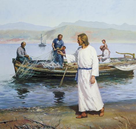 El llamado de los apóstoles