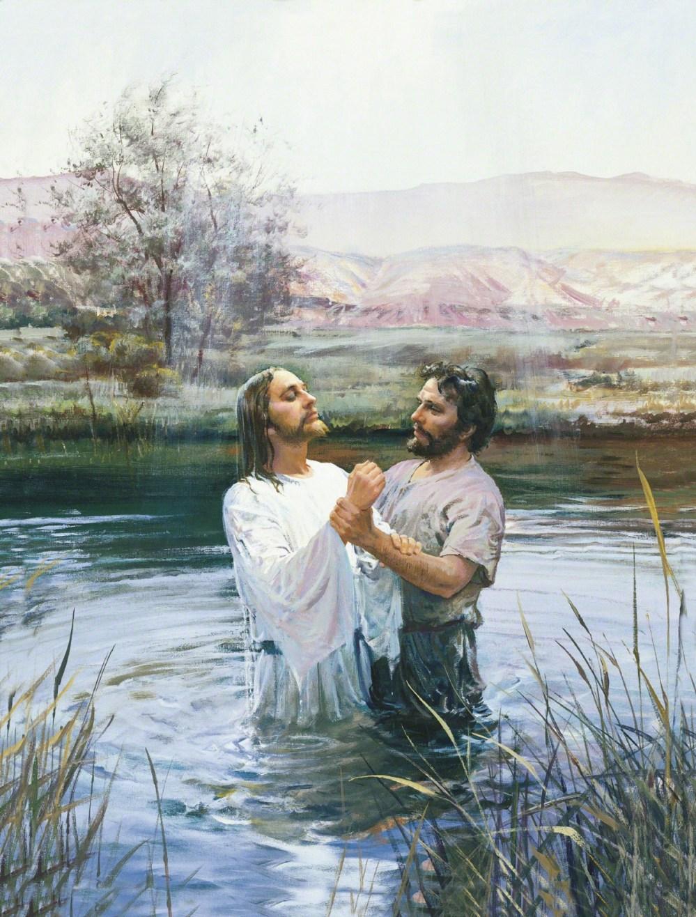 medium resolution of diagram of water baptism