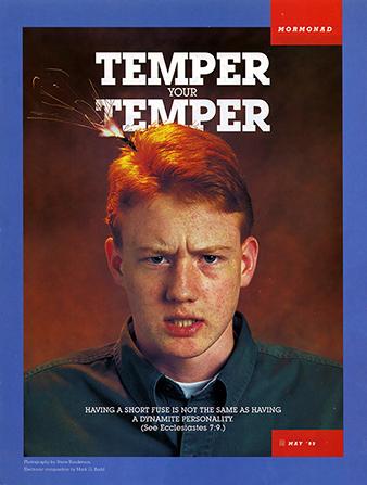 Wallpaper Having Quotes Temper Your Temper