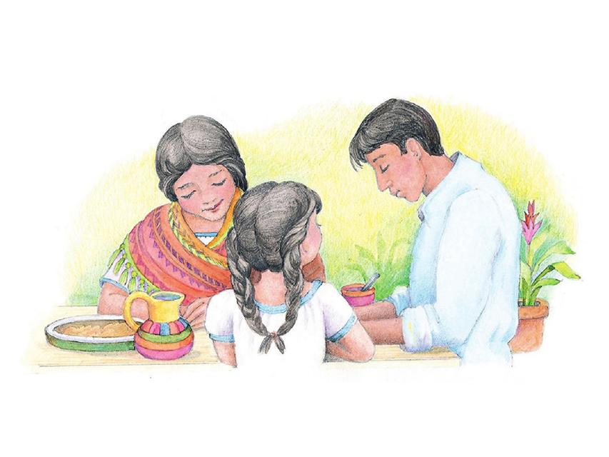christmas dinner blessing prayer - Christmas Dinner Blessings