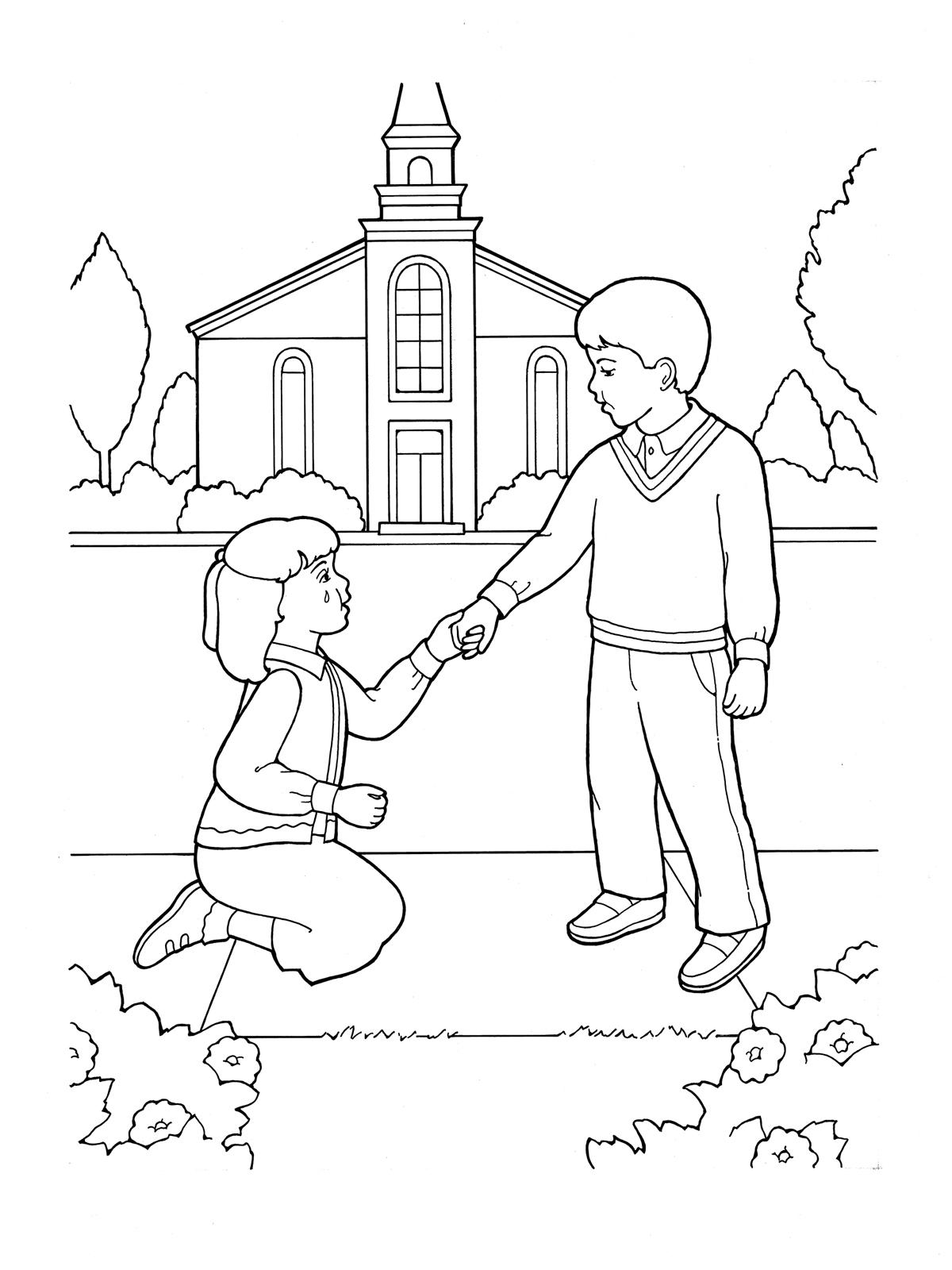 Our Deseret Homeschool: Gospel Basics 38 Week Lesson Plan
