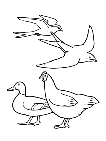 Primarily Inclined: Coloring pages from LDS.org