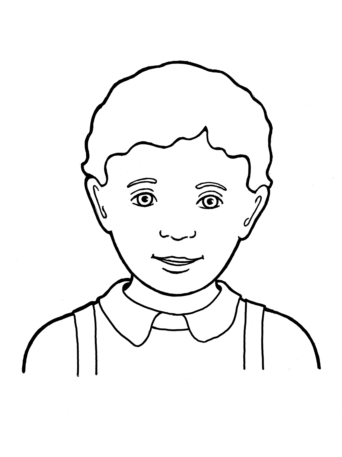 Primary Boy