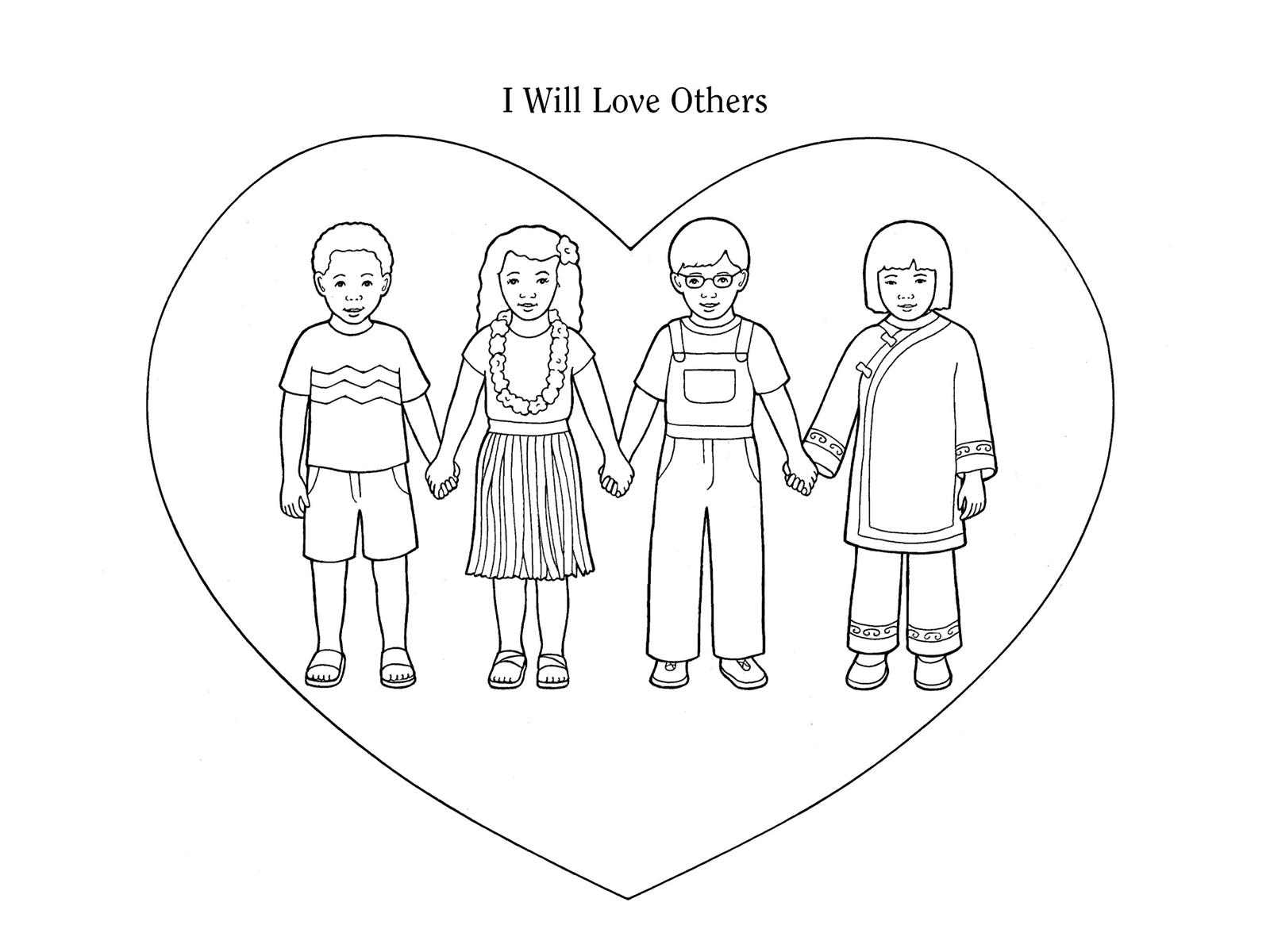 Nursery Manual Page 79: I Will Love Others