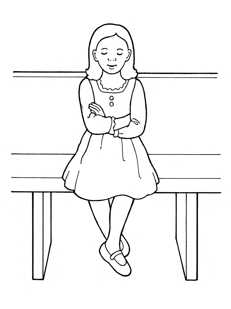 lds temples coloring pages