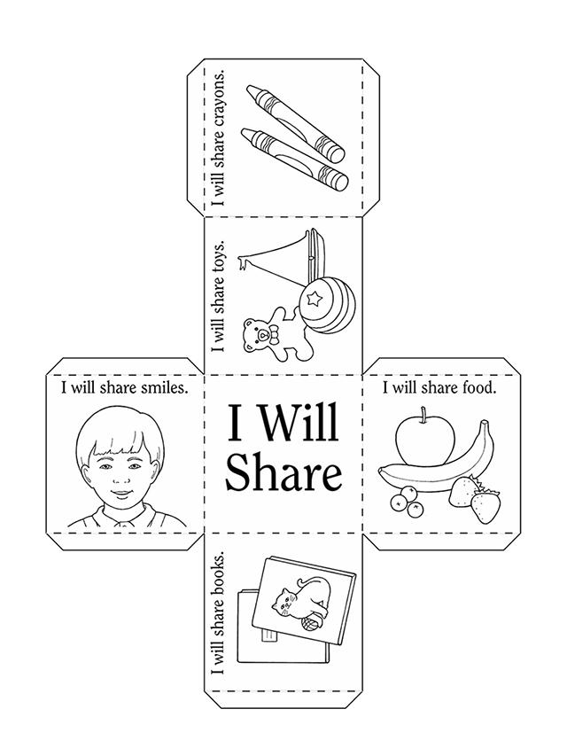 Nursery Manual Page 75: I Will Share