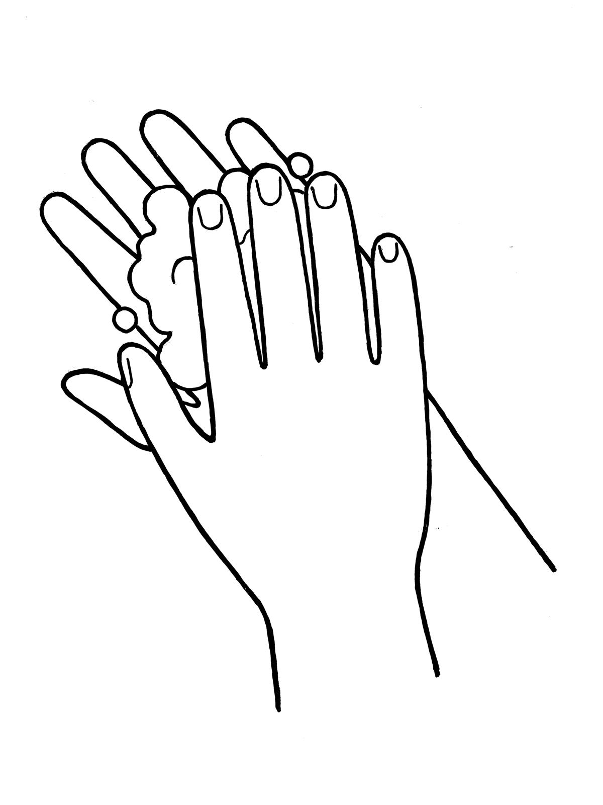 Washing Hands Nursery Schedule Wash Hands
